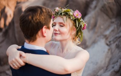 Verträumter Wedding-Styled Shoot